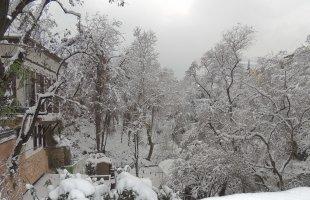 Bursa'dan kar manzaraları (Özel Haber)
