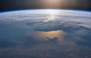 Uzaydan Dünya Resimleri